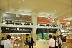 石垣島空港フロア3